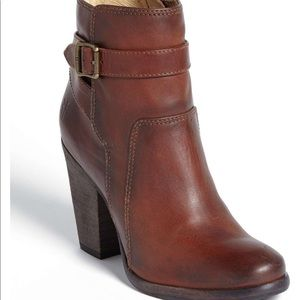 Frye 'Patty' Leather Riding Bootie